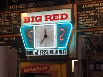 Home of fresh kill