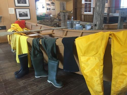Fishermens gear