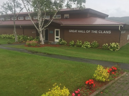 Great Hall of the Clans