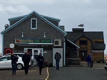 The Lobster Barn