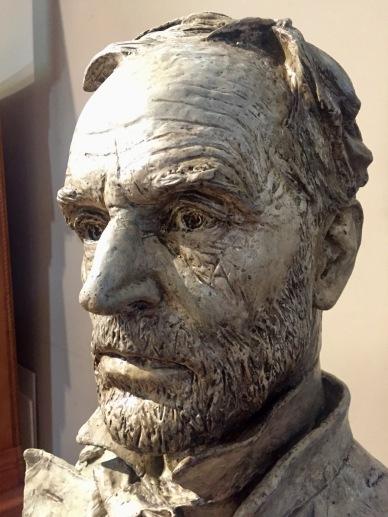 Sherman closeup