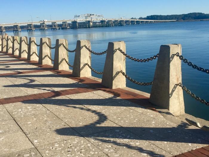 Bridge to St. Helena Island