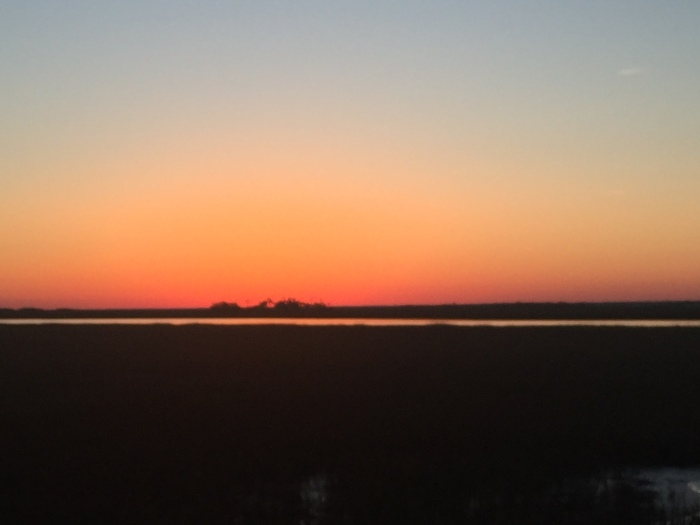 Sunset across the salt marsh.JPG
