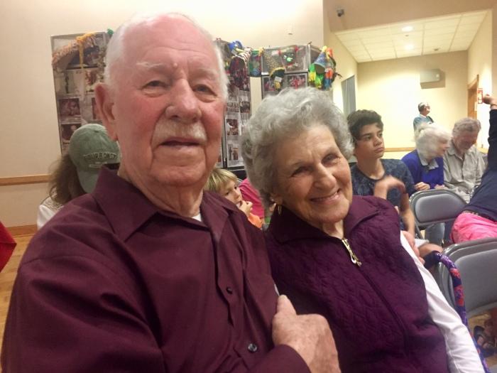 Joe and Bernice (90)